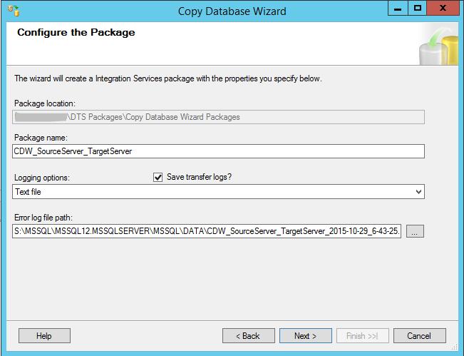 CopyDatabaseWizard---ConfigurePackag.PNG