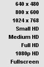 Screencast-O-Matic size pre-sets