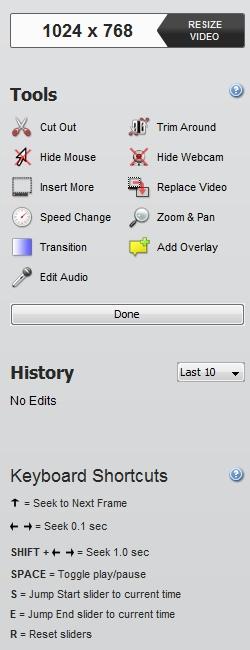 SOM Edit tools
