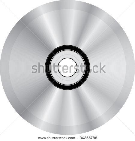 DVD optical disc logo