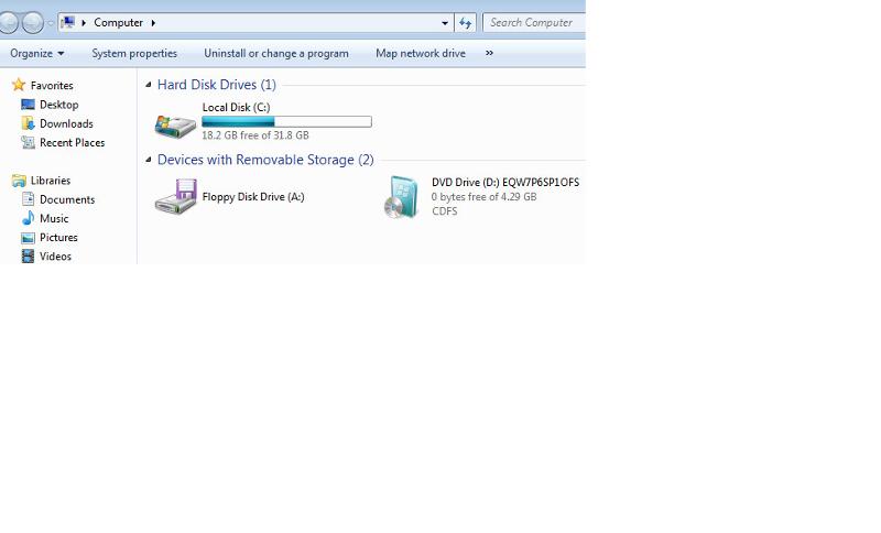 My Computer in Windows 7