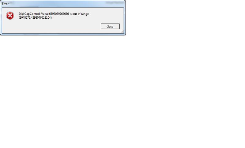 Create Virtual Disk4