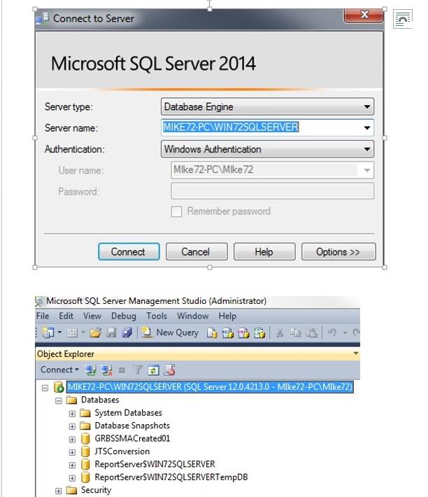 SQL Display