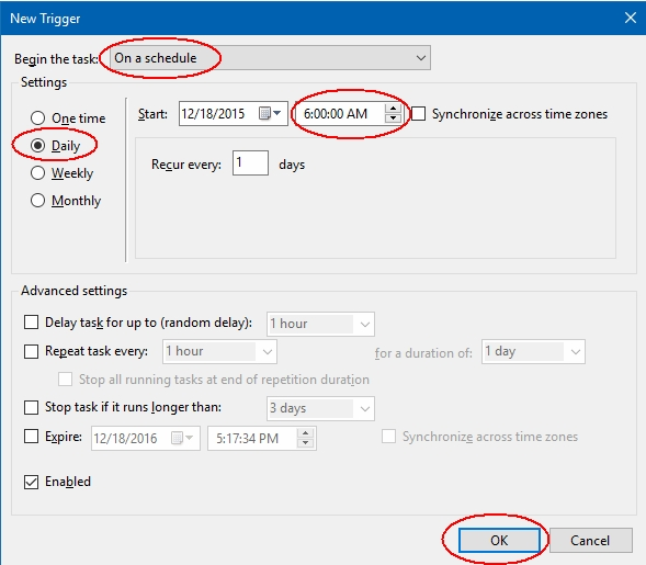 How to use the Windows Task Scheduler - An Introduction - Online ...