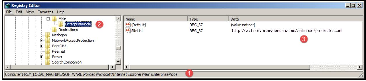 Citrix and Internet Explorer 11 Enterprise Mode Part 1
