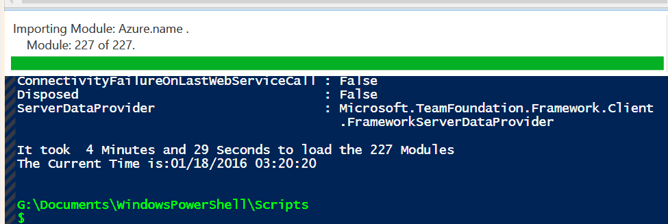 clear-host doesn't close Write-Progress