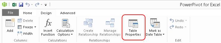 Excel Power Pivot Data Model - Data Refresh Issue
