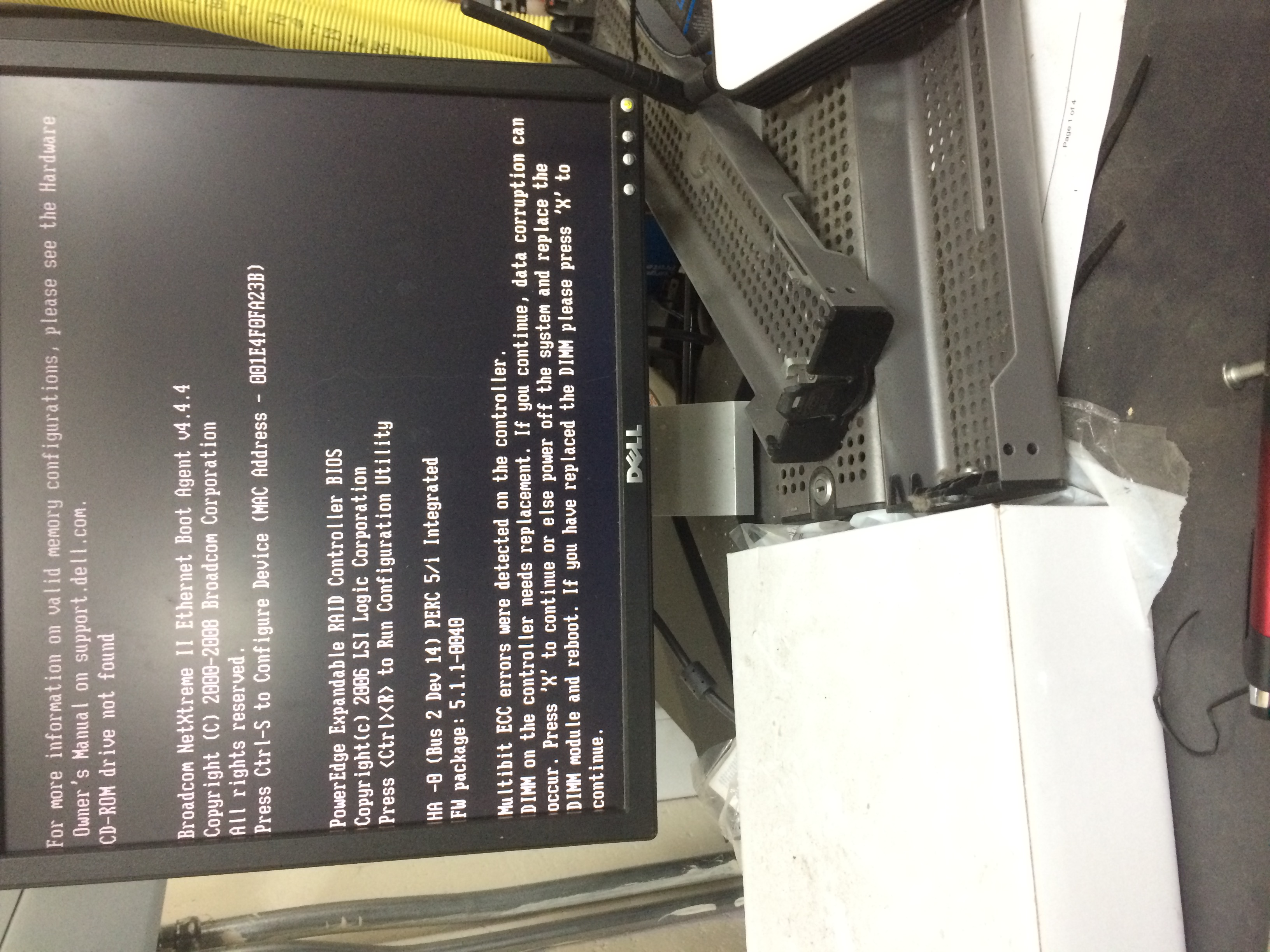 How To Clear System Event Log Dell Poweredge 2950 - Best Pictures Of