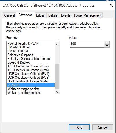 VLAN issue on HP Procurve 1920
