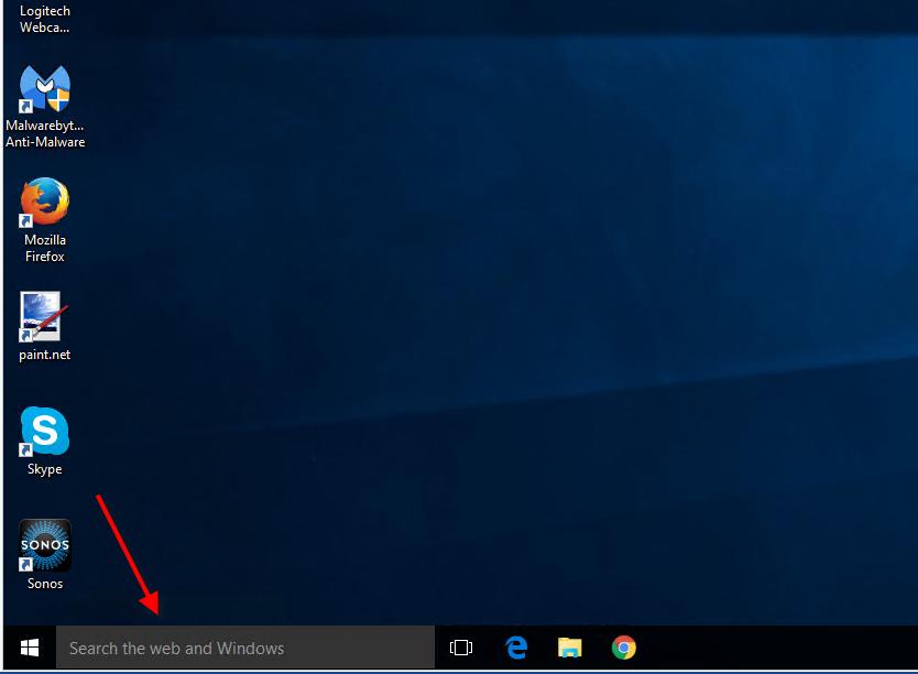 How Can I Remove Windows 10 Cortana Search Bar Via GPO