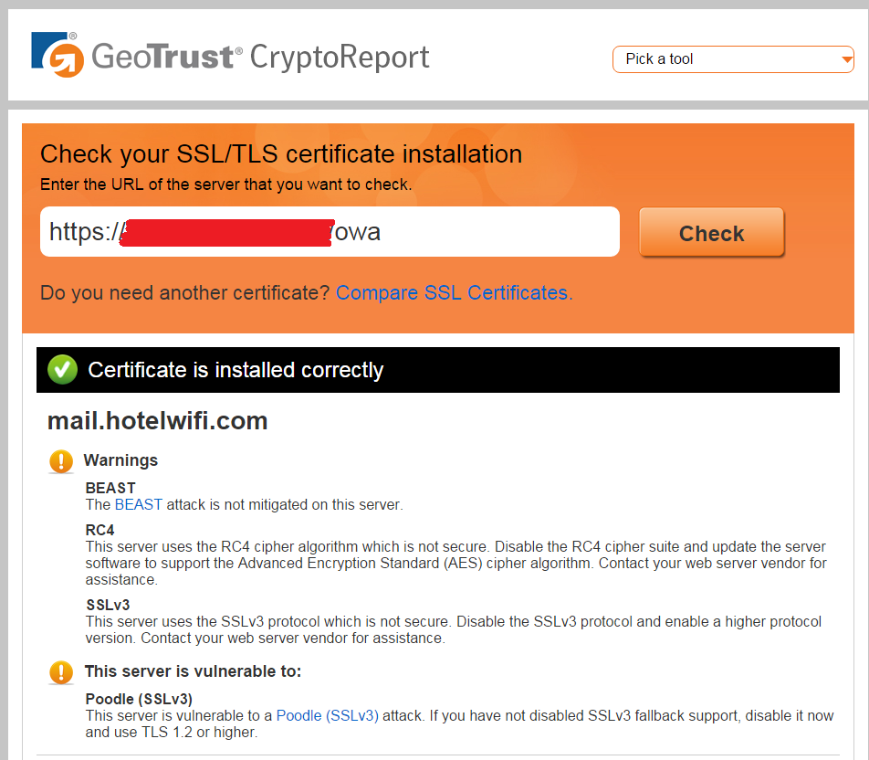 Ssl https solutions exchange cert vulnerabilitiesg xflitez Image collections
