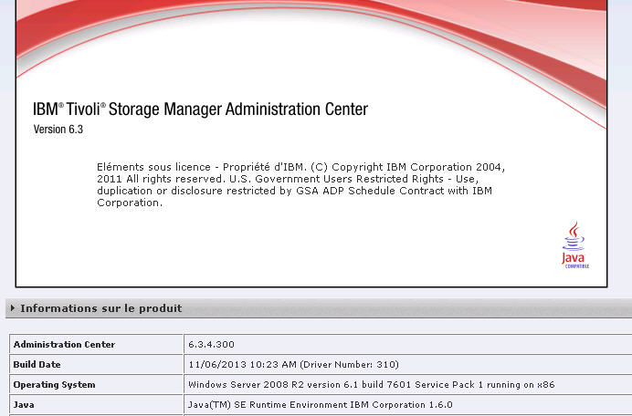 Tivoli Storage Manager server does not start !!!