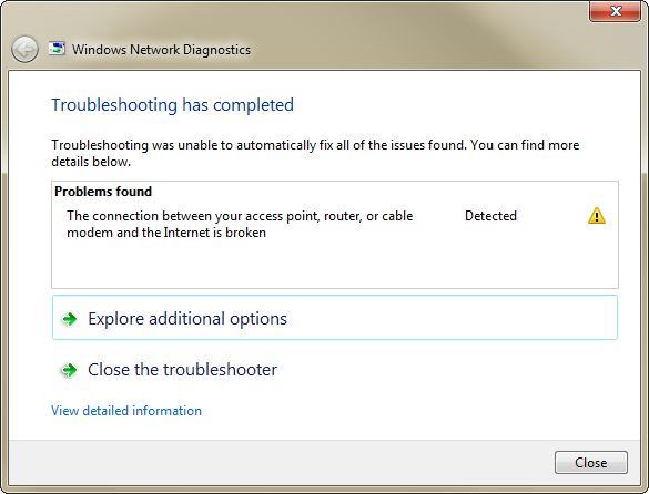 Windows Diagnostics