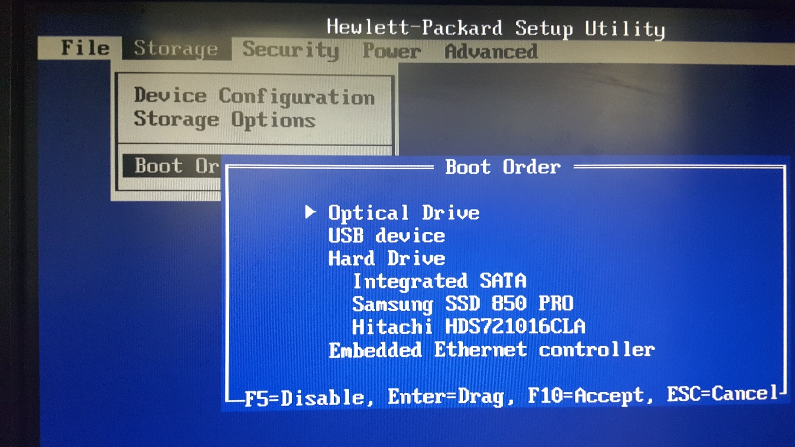 SSD Upgrade in a HP Z400 Workstation