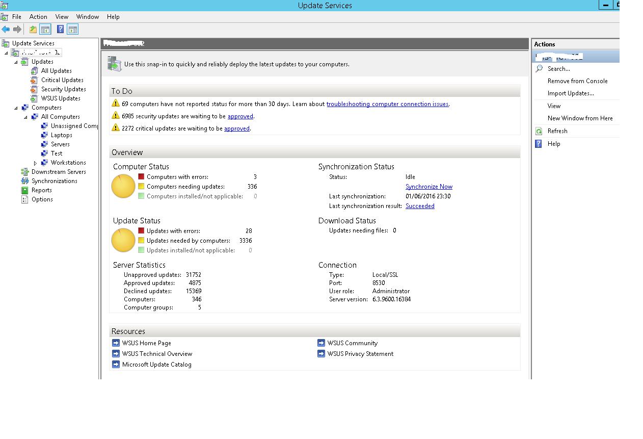 Windows update services force update reinstall print spooler windows xp