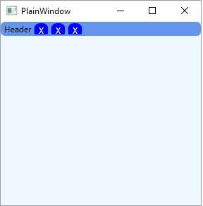 Issue in widths using Auto and * in WPF