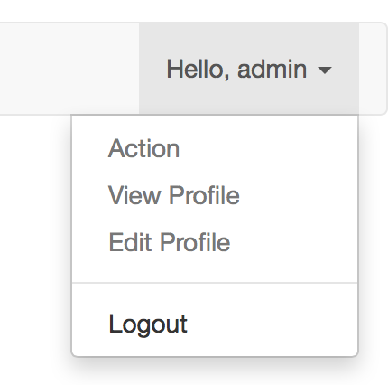 conflict of bootstrap dropdown menu with javascript