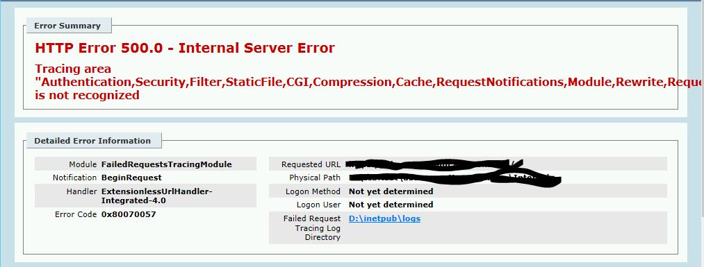SOLUTION] HTTP Error 500 0 - Internal Server Error