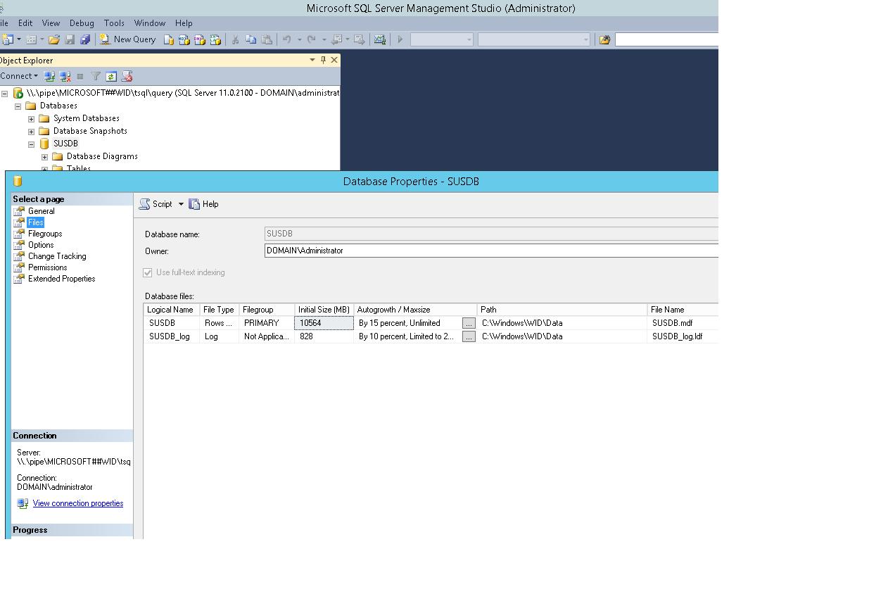 Wsus Script Force Update Detection Limits