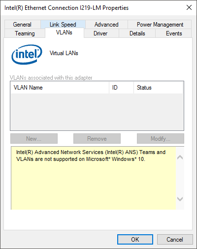 Updated drivers from Intel enable's the tabs but the functionality is clearly unavailable