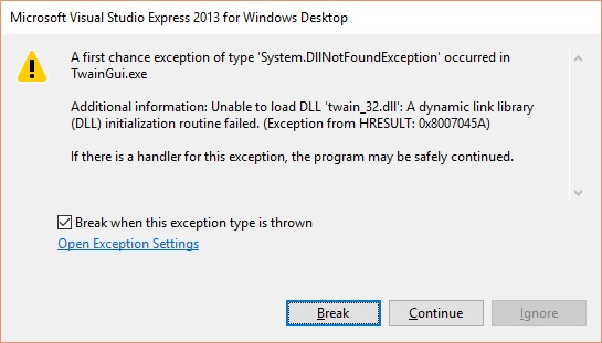 is twain_32.dll cmpatible with windows 10 ?