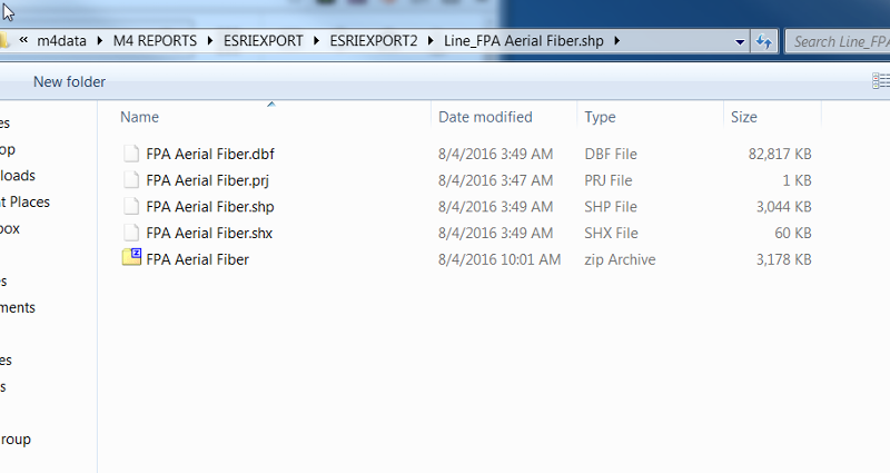 Inside each individual fold, Have to archive the files in each folder