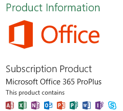 Office 2013 Features