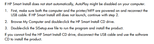 ~Extract from Smart Install FAQ document