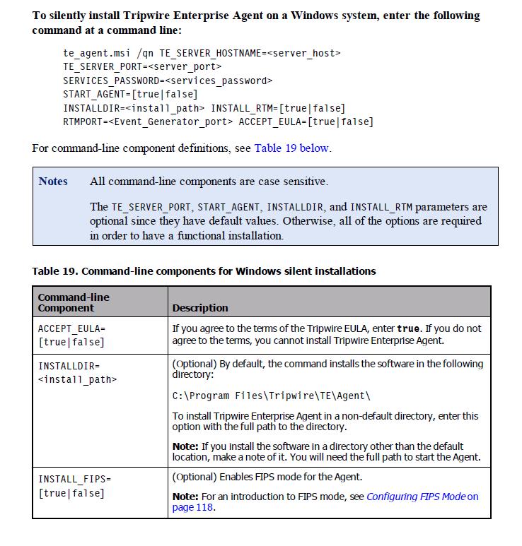 Need help deploying an MSI via silent install using PSEXEC
