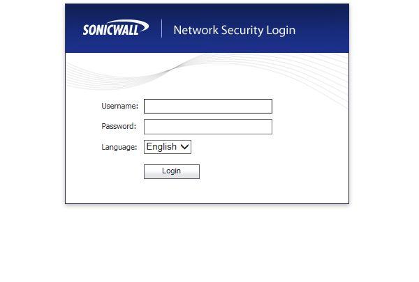 credentials page