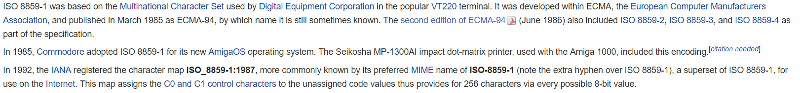 Extract from Wikipedia article