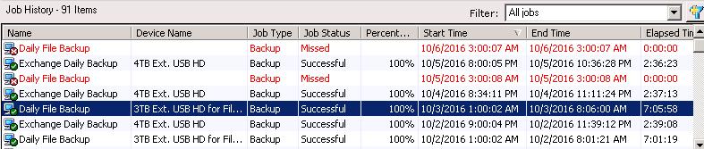 Job Monitor