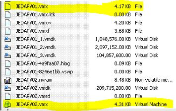 VMX Files