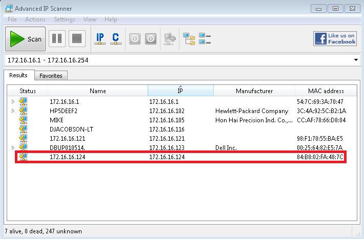 Establish communication between a Cisco WAP AIR-CAP-1702I-A
