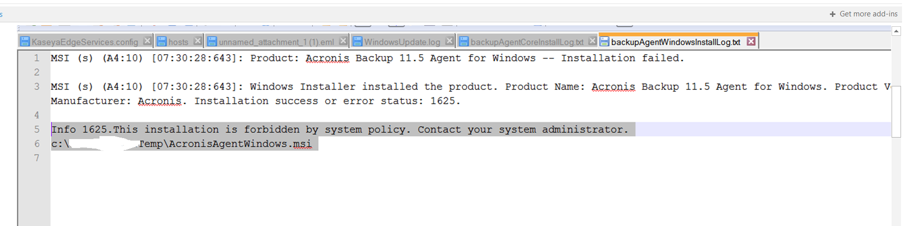 Server Software Solutions