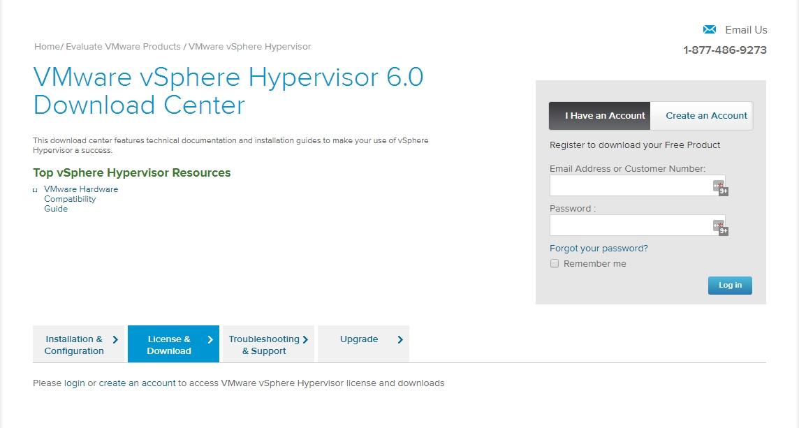 download vmware esxi 6.5 u1