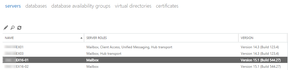 Exchange 2016 / 2010 CoExist - No IMAP or POP access for 2016