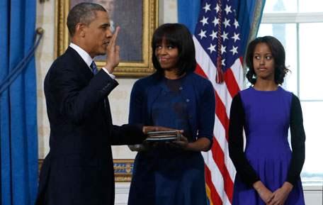 Oath of Barack