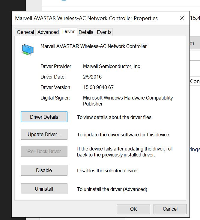 MARVELL-WIFI-DRIVER