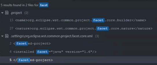 Target runtime AJAX Test Server Runtime is not defined