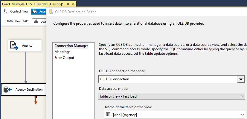 Ssis Remove Configuration File