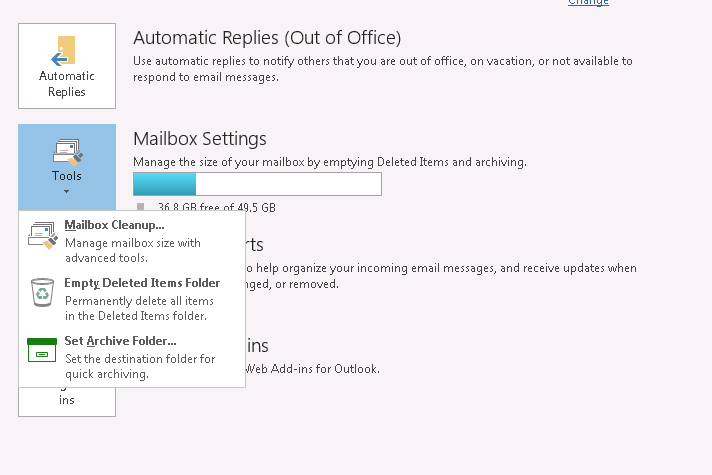 how to delete office 365 account