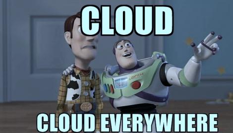cloudeverywhere