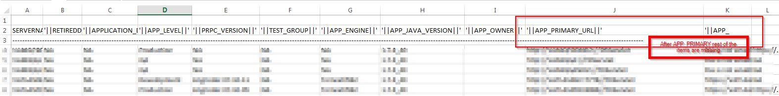 Spool File In Oracle
