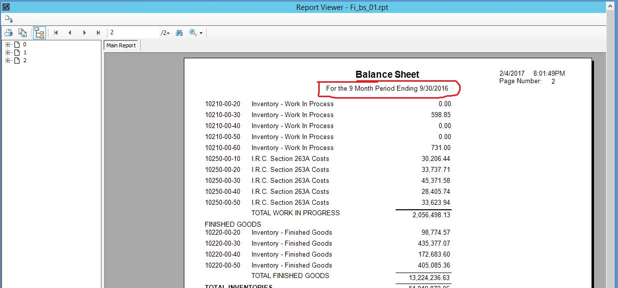 Crystal Reports Runtime Problem - corrupted output