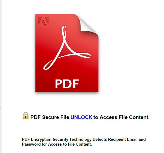 Fake PDF Example