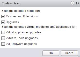 Scan Option