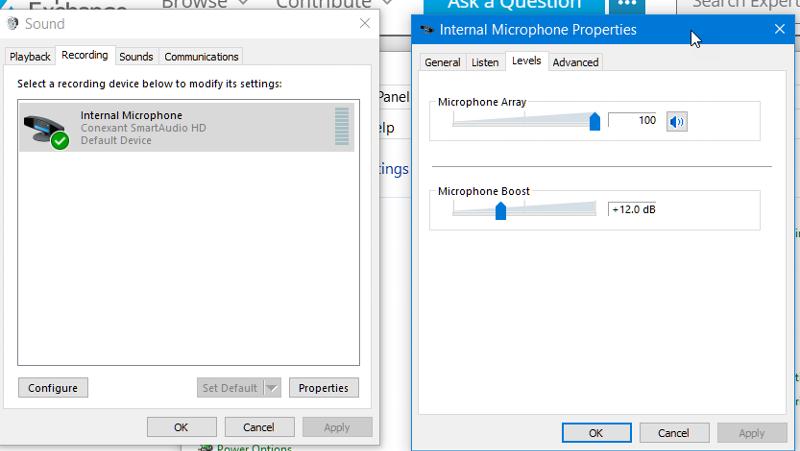 Windows-10-Microphone-levels