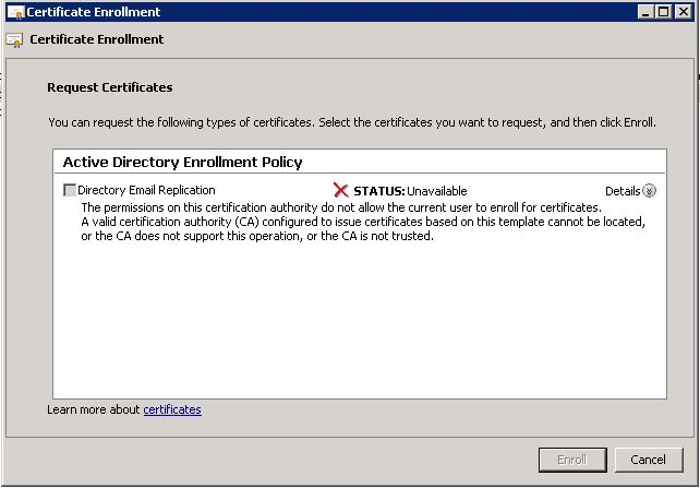 Solution certificate renewal doesnt work server 2008r2 cert errorg yelopaper