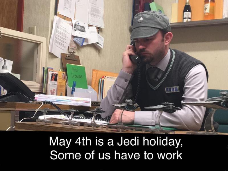 Jedi holiday